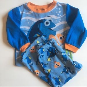 Other - Finding Dory pajamas fleece 4T